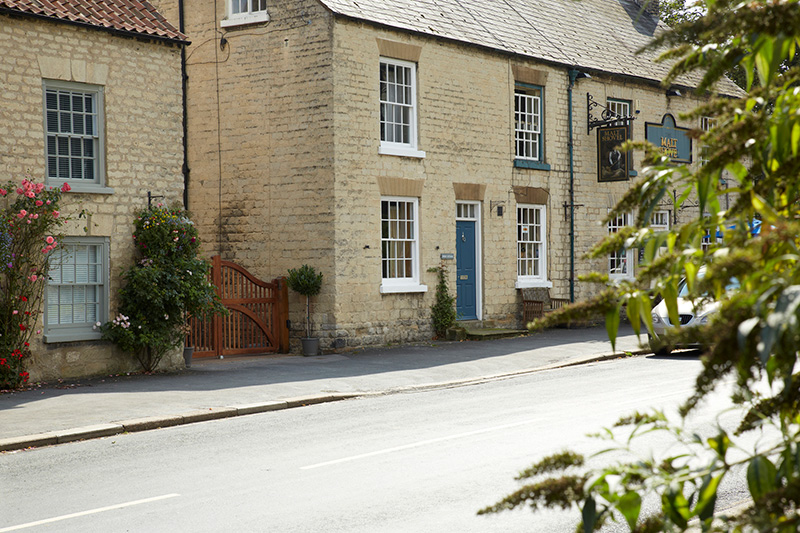Stone Cottage Hovingham Yorkshire